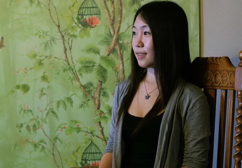 郝景芳在她常去的水木社区科幻版发布了